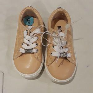 size 6 baby Michael Kors Sneakers